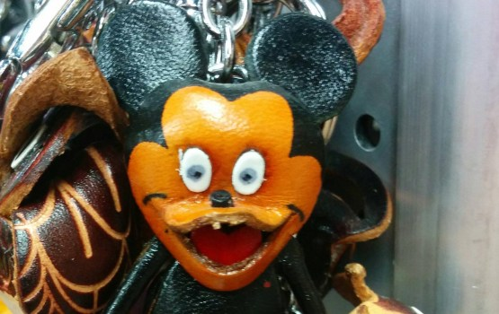 Mickey Mouse Meets The Walking Dead