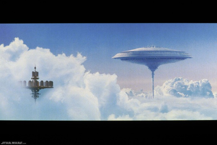 Star War Cloud City