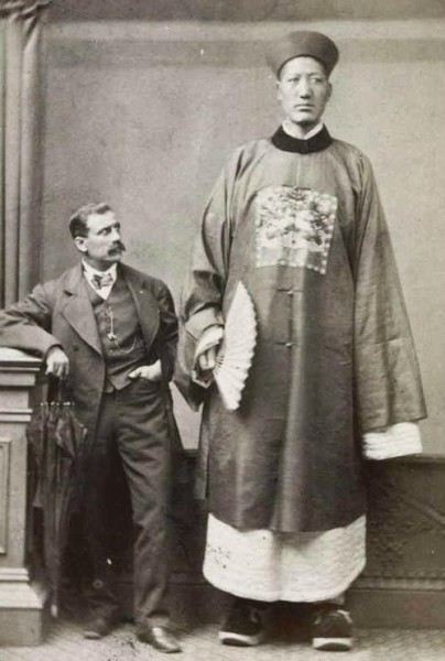 Qing Dynasty Giants