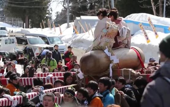 Japan's Largest Penis Festival Delivers On Name (NSFW)