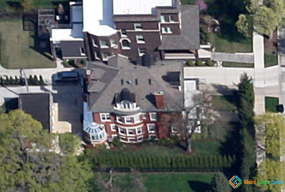 Barack Obama's Chicago House
