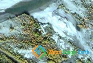 N103 Crash Site, Venetie, Alaska, USA