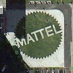 Mattel Logo, El Segundo, California, USA