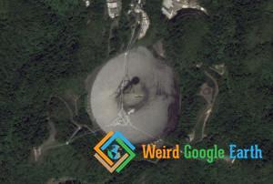 Arecibo Observatory, Arecibo, Puerto Rico