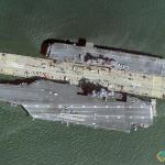 USS Dwight D. Eisenhower (CVN-69), Naval Station Norfolk, Norfolk, Virginia, USA
