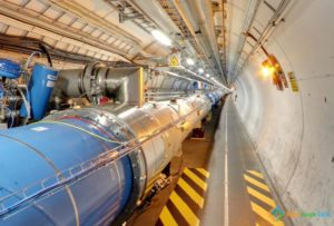 Large Hadron Collider, Meyrin, Switzerland