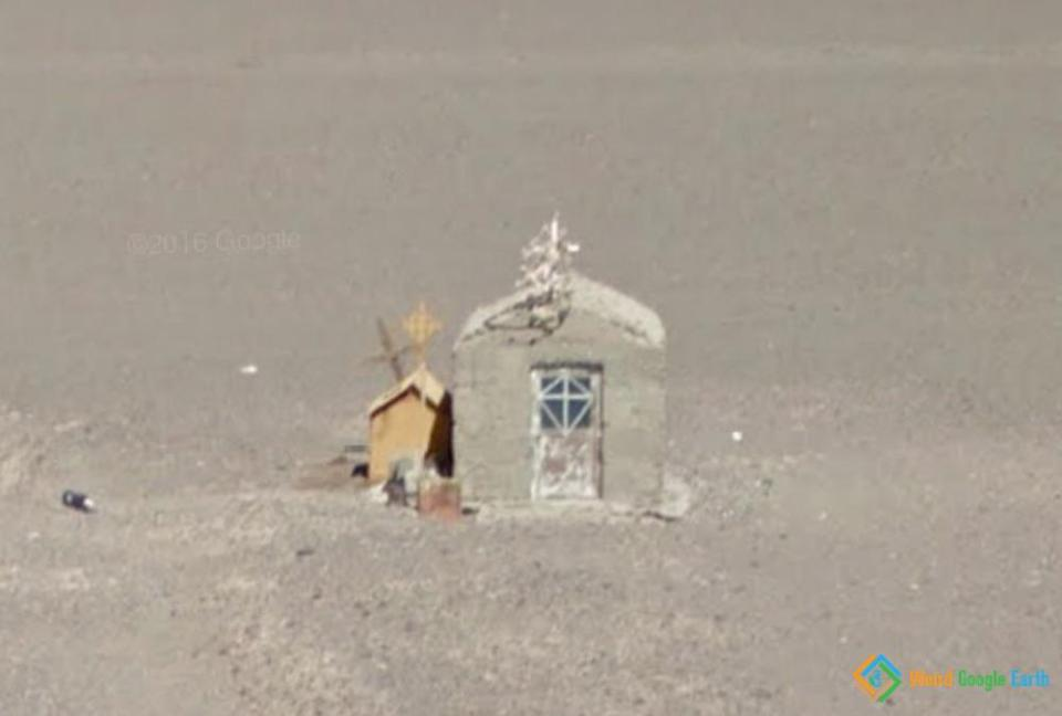 Smallest Church on the Planet