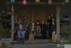 Miyoshi Doll Village, Miyoshi, Tokushima Prefecture, Japan