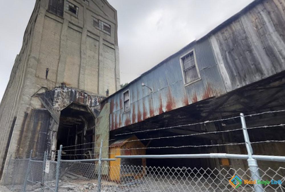 Burke Ghost Town