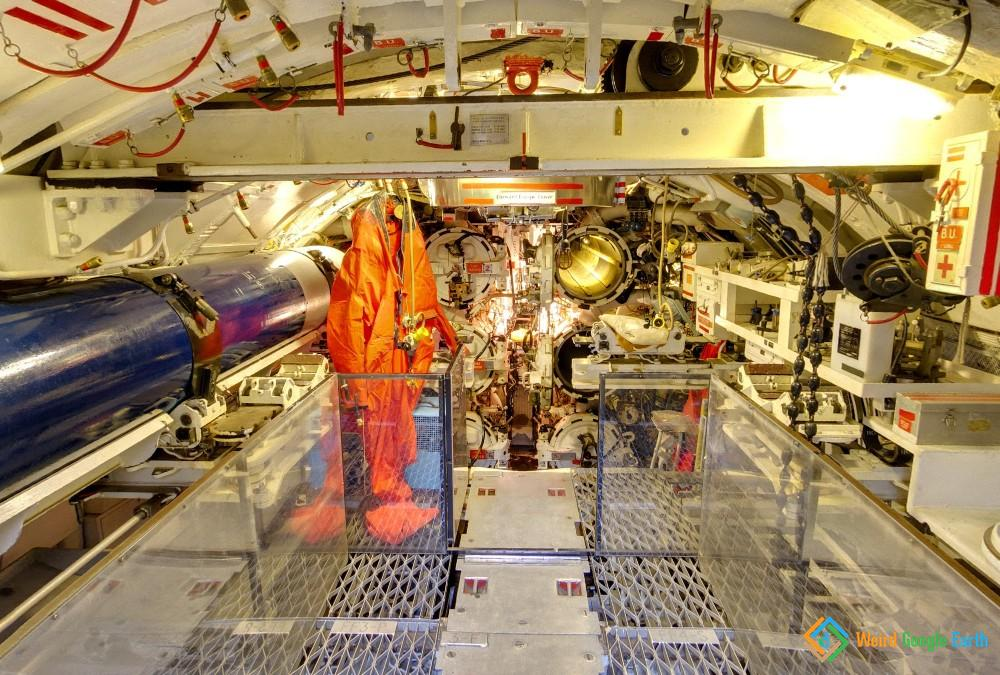 HMS Ocelot, Chatham, United Kingdom