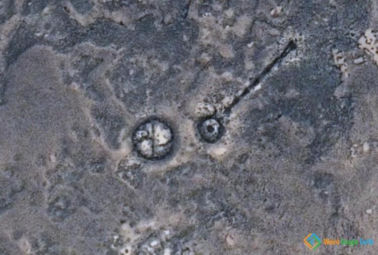 Stone Circles, Saudi Arabia