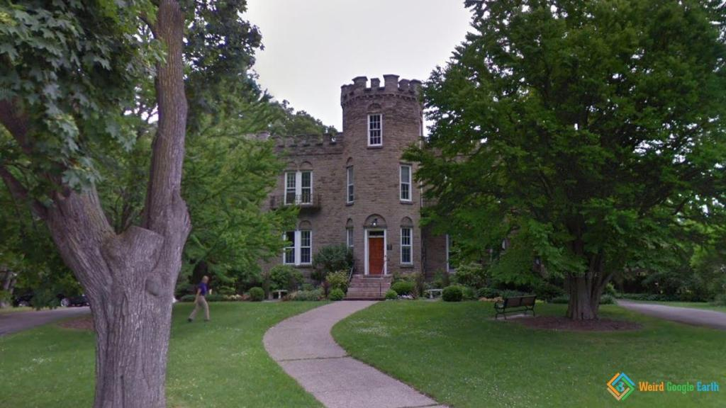 Warner Castle, Rochester, New York, USA