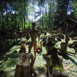 Parikkala Sculpture Park, Koitsanlahti, Finland