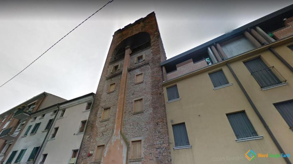 Pighin Tower , Rovigo, Italy