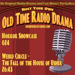 Showcase #45 – The Weird Circle – The Fall of the House of Usher