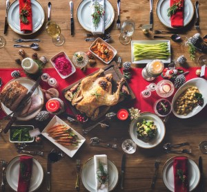 Holiday Dinner and Food Allergies