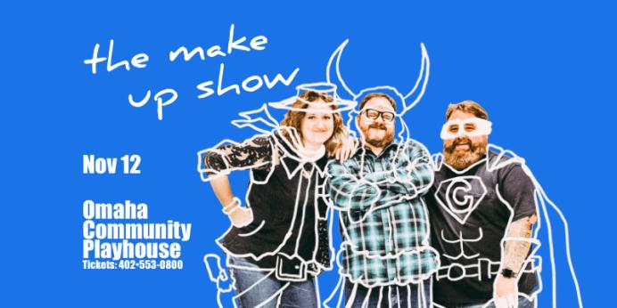 Live Nov 12th - Omaha Community Playhouse