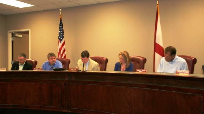 Cherokee County Commission 011