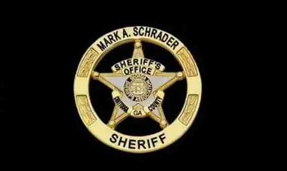 chattooga county sheriff logo