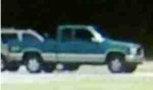 Suspicious Vehicle (Residential Burglary BOLO)