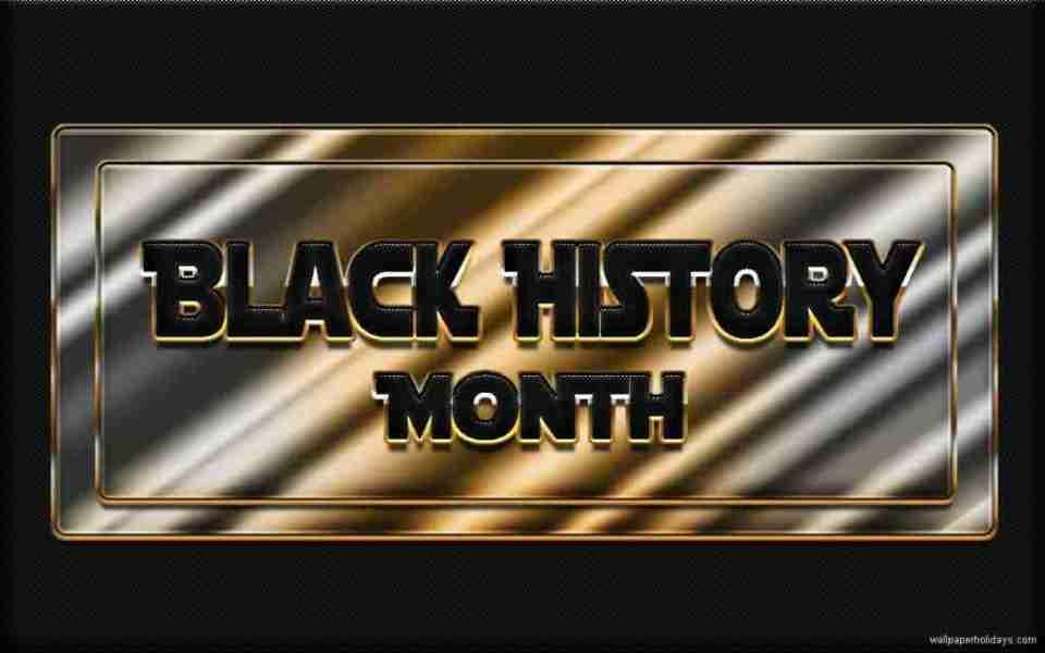 Black History Month 2013
