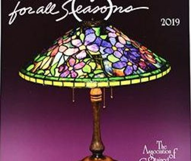 Featuring The Works Of Lamp Artists From All Over The World This Is A Treat For The Eyes Also Wonderful As A Visual Reference For Your Own Stained Glass