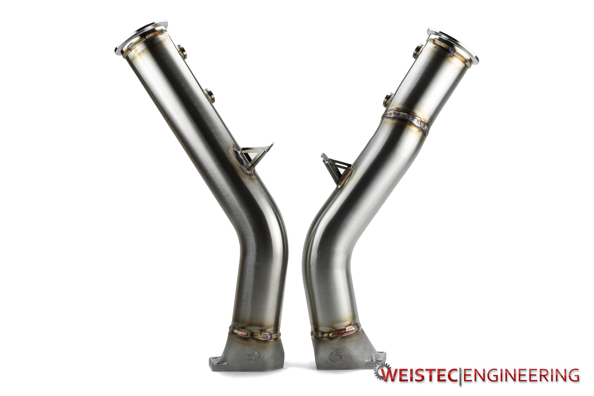 Mercedes Benz Amg M157 Downpipe Exhaust Cls63 Awd