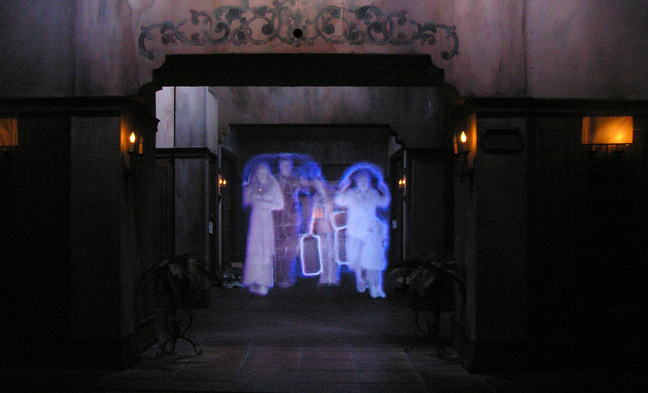 Hollywood Studios: Secrets of The Tower of Terror | Amy's ...Inside Tower Of Terror