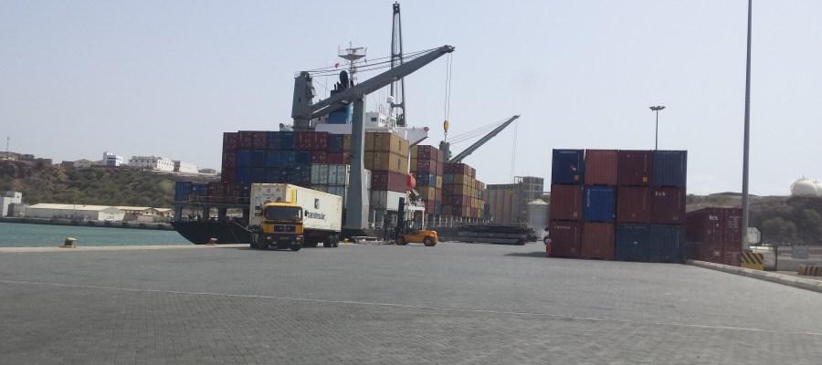 Port of Praia