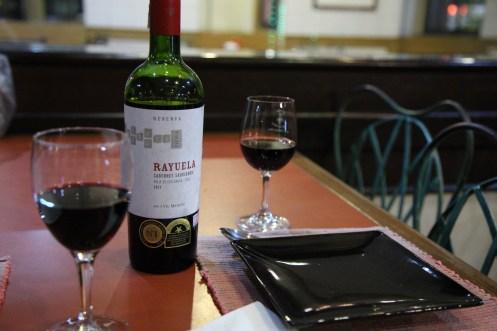 ไวน์แดง บ้านแก้ว