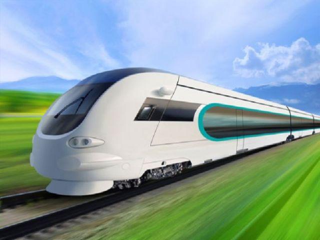รถไฟความเร็วสูง