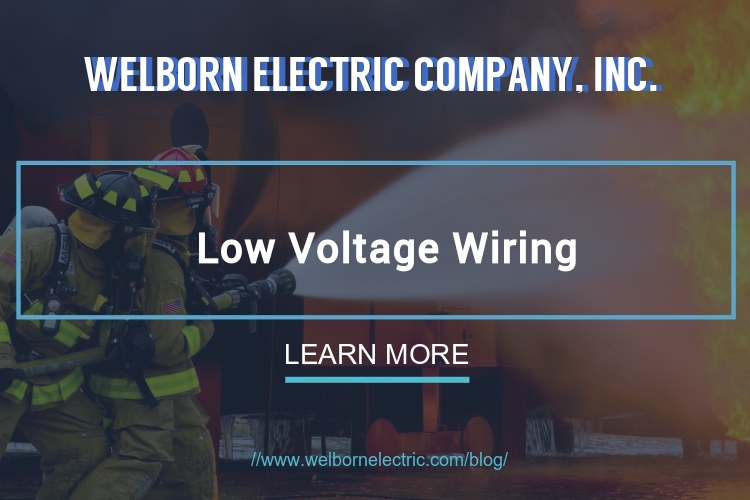 Low Voltage Wiring   Electricians Web Help