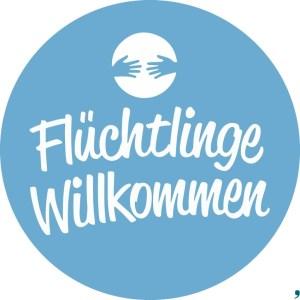 FluechtlingeWillkommen-Logo