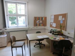Büro Netzwerk Welcome Weimar Marienstraße 7a