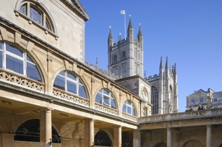 World Heritage Bath City