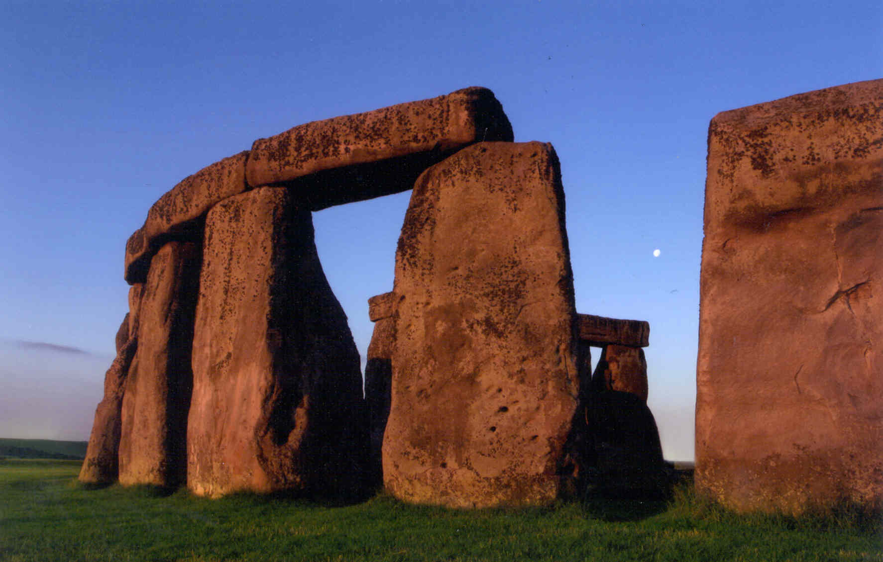 The Rock Pillars of Stonehenge