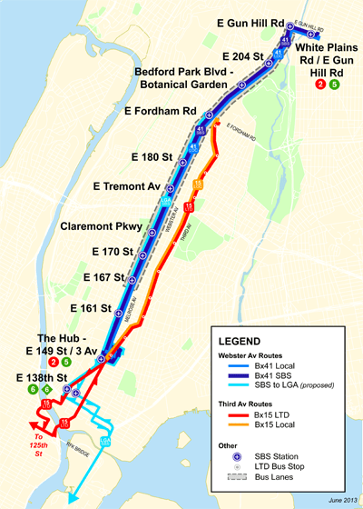 Bronx bus map january 2017 images diagram writing sample and guide bus service from the bronx to laguardia airport not a fantasy but image sciox images sciox Images