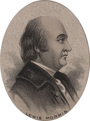 Lewis Morris, one of the signers of the Declaration of Independence of our country, was born in the Bronx.