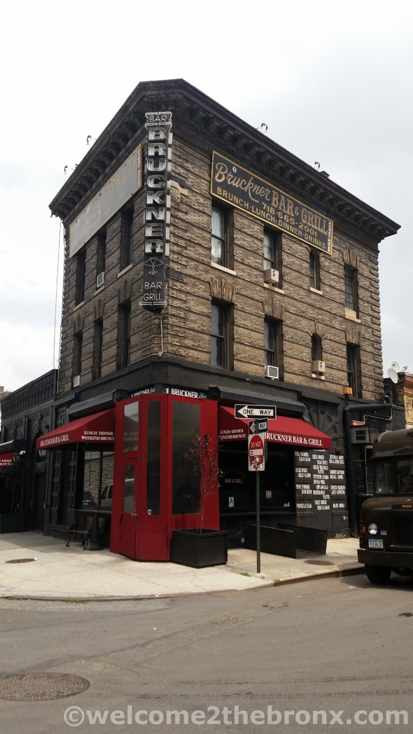 Bruckner Bar & Grill, long considered the pioneer in the area, has been well established for quite some time with clients coming from all over The Bronx, Manhattan, Westchester and includes a long list of local politicians - including the Borough President himself.
