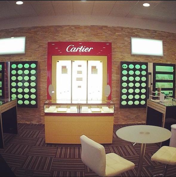 Metro Optics Eyewear's newest location / Photo Courtesy Metro Optics Eyewear Facebook Page