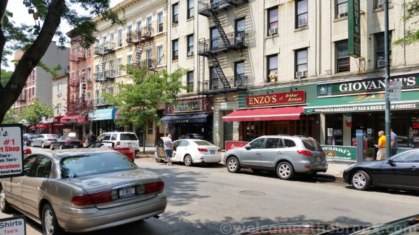 Arthur Avenue, home of New York City's REAL Little Italy.