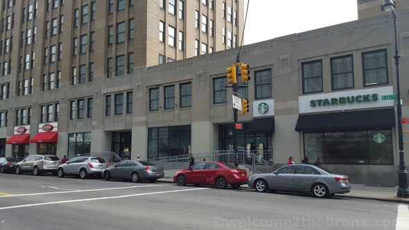 A Chipotle is slated to open up next to the recently opened Starbucks in Melrose.