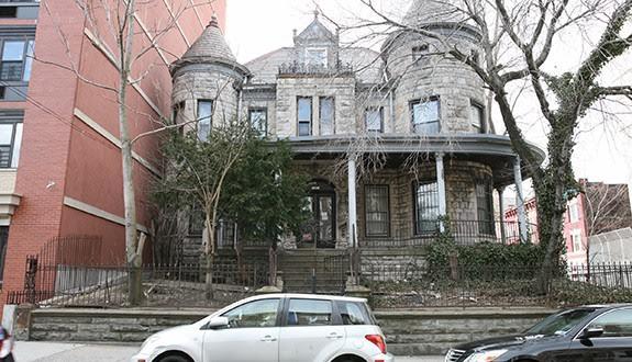 Shuttleworth Mansion