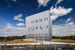 Borg-on-Pelham aka the new 911 Call Center /Photo courtesy SOM / © Albert Vecerka | Esto