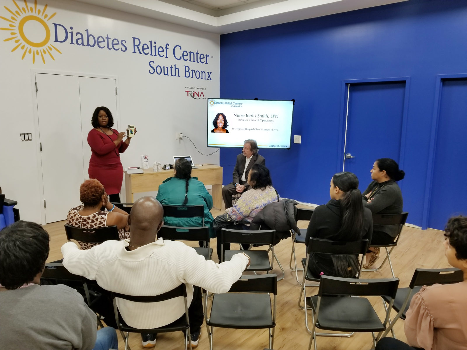 NYC's First Diabetes Relief Center Opening Next Week