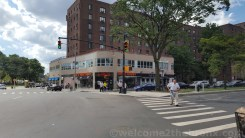 """Back in August we took this picture for an article on Parkchester and we wrote, """"Zaro's is still there after all these years!"""" Now, the store will be gone in just 6 days after 56 years."""