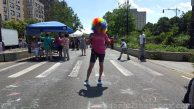 Everyone was having fun at Boogie on the Boulevard this past Sunday, August 9th where the numbers reached 2,500. Last year for the 3 Sunday event, 2,500 attended on all 3 days!