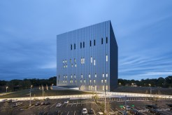 PSAC II: Bronx NY, Architect: SOM Architects