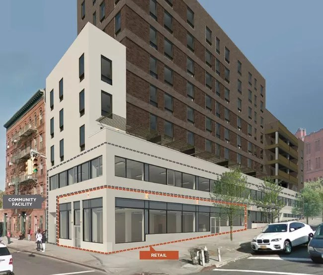 Apply For 2-Bedroom Apts As Low As $718 In Morrisania, The