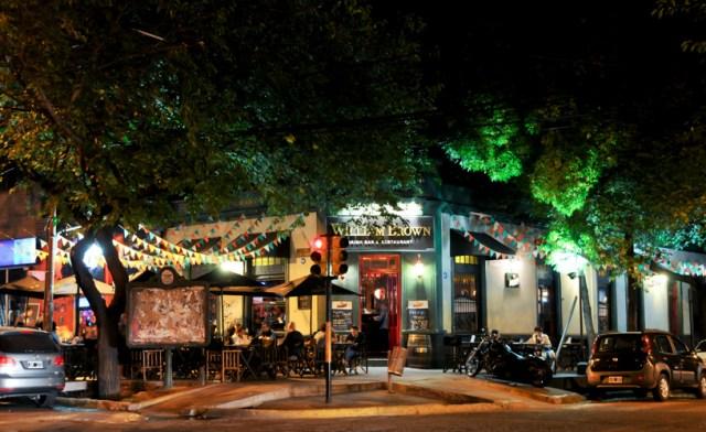 La noche joven de Mendoza